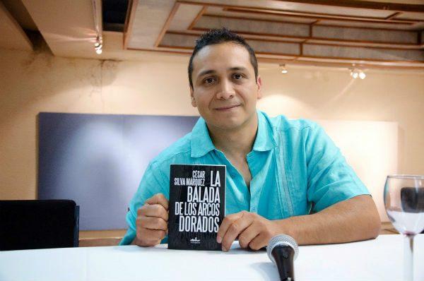 Sonrisa De Lo Innombrable La Balada De Los Arcos Dorados De César Silva Márquez Senalc